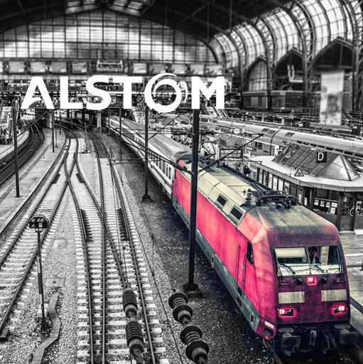 Alstom Transport choose Synertrade