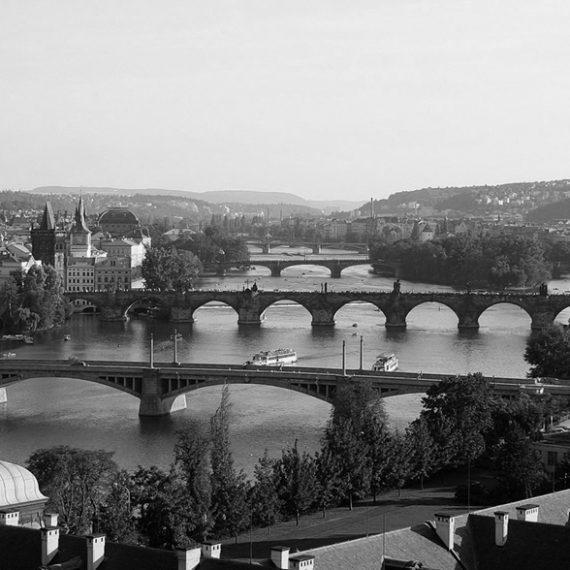 Picture of Vltava Bridges in Prague
