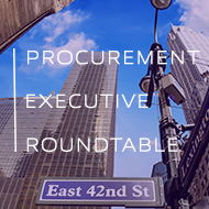 Procurement executive roundtable