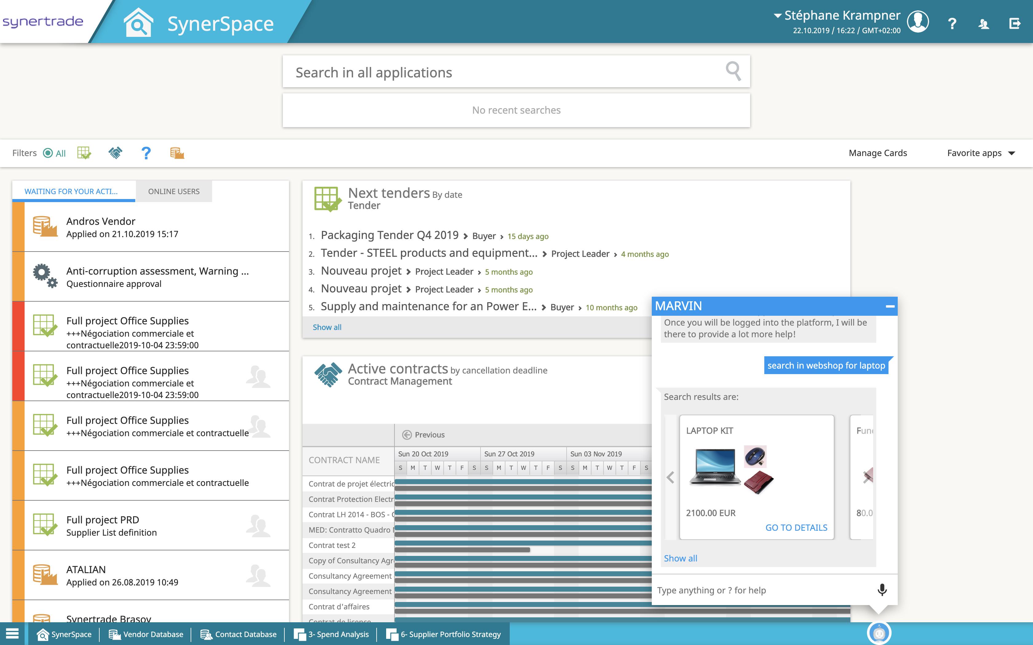 Supplier Database Management Software